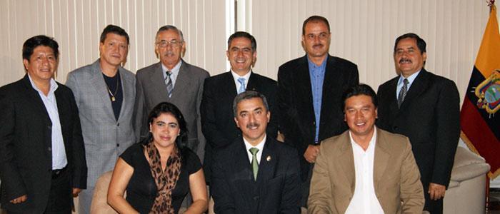 comite ejecutivo 02 03 2012