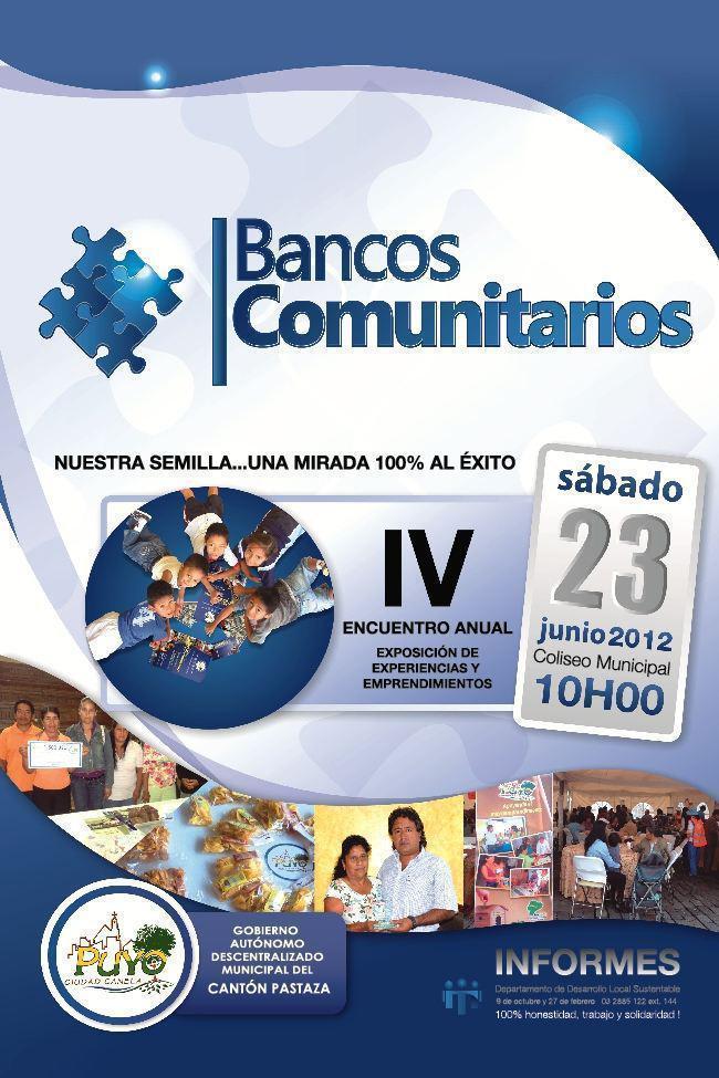 iv encuentro de bancos comunitarios 31 05 2012 02