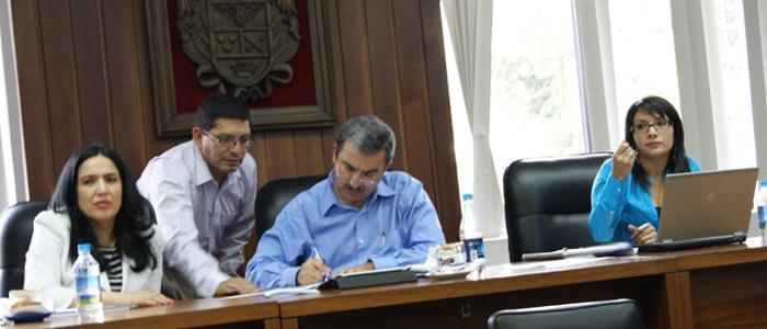 reunion administrativa ibarra 09 05 2012