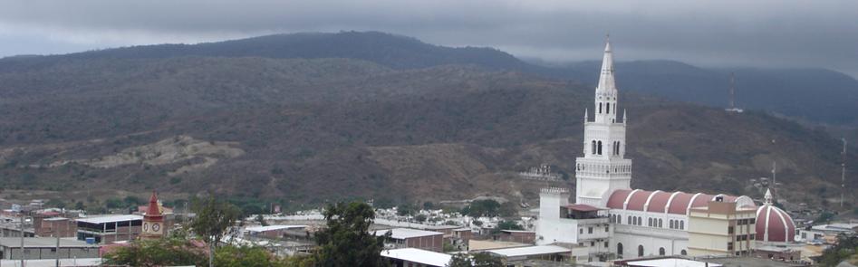 Montecristi panorama