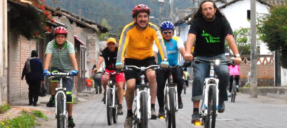 ciclismo alcalde