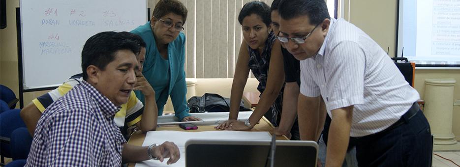 capacitación AME y CPCCS sobre presupuesto regional cinco web