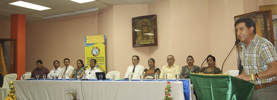 Concejo Cantonal de Protección de Derechos de TEna