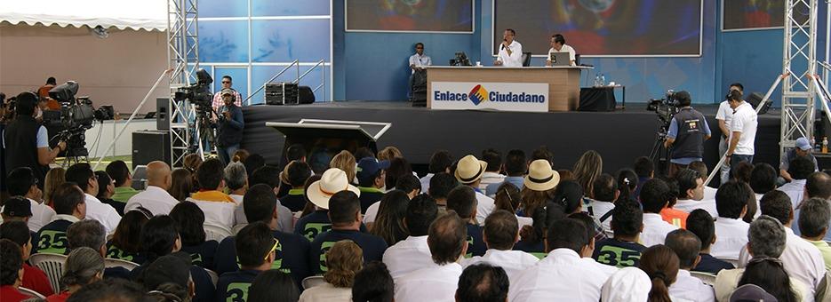 Enlace Ciudadano en Machala 09 nov 2013 web