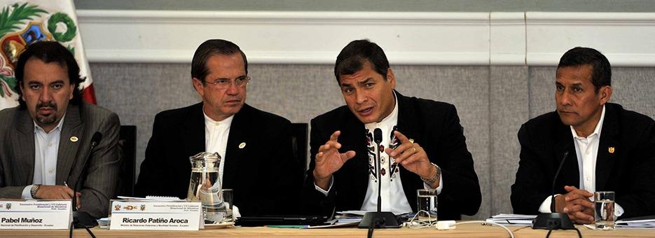 Reunión Binacional Ecuador-Perú 14 nov 2013 web