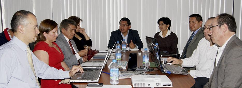 Reunión Mancomunidad de Tránsito de Tungurahua web