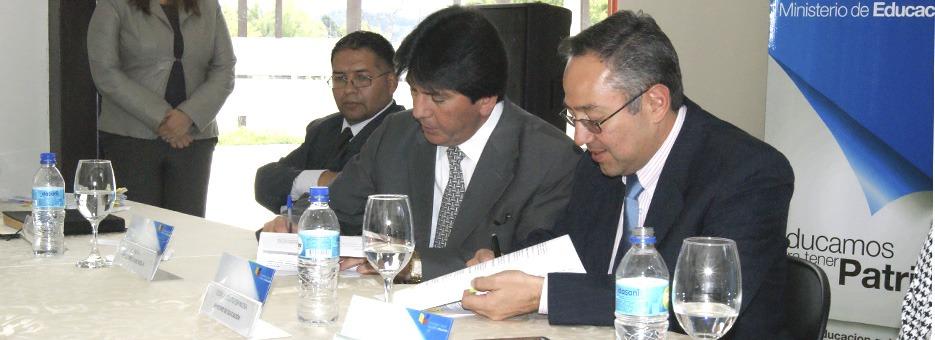 firma convenio regional 6