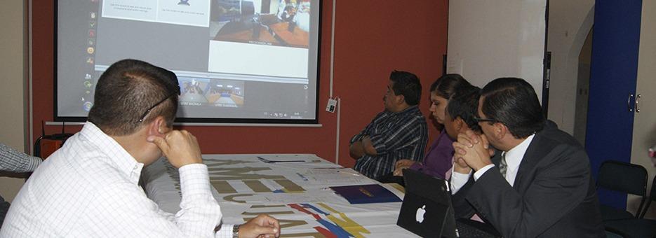 inauguración aulas virtuales regional 3