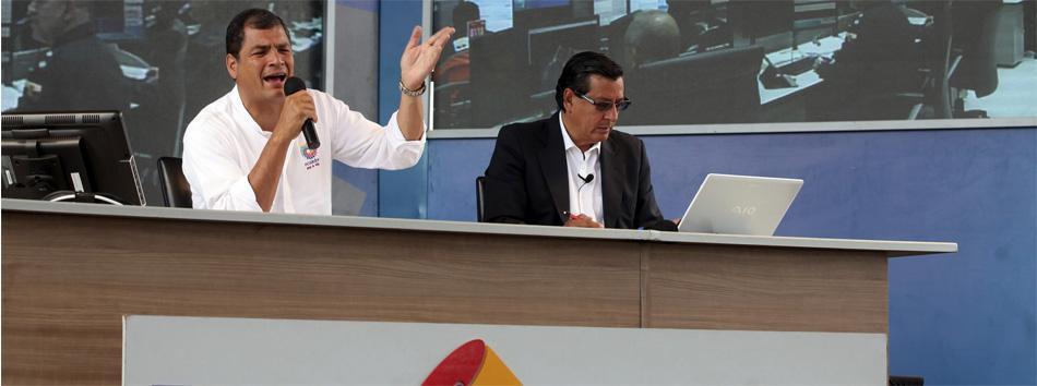 Enlace Ciudadano 358 en Calderón - web
