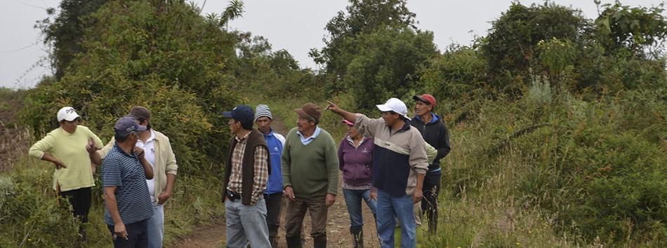 Proyecto Agua Potable para comunidades Platupamba y Mandug Alto - Regional Tres web