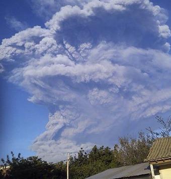Volcán Tungurahua web