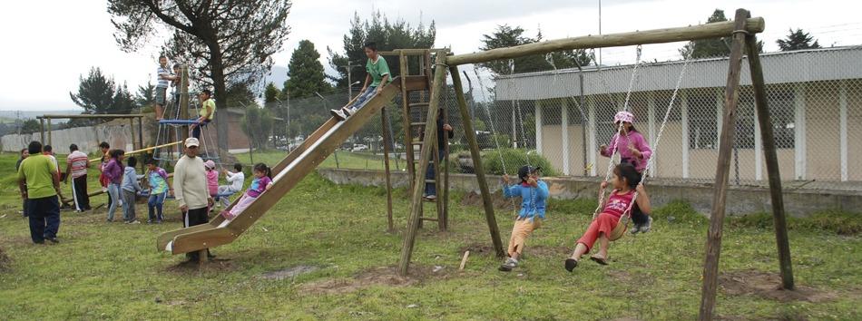 Juegos Infantiles en Cantón Mejía