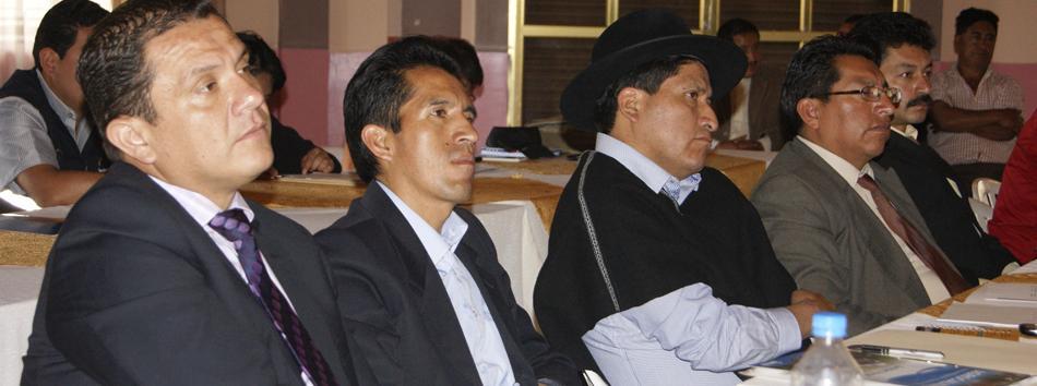 AME Tungurahua se reunió con alcaldes electos - web