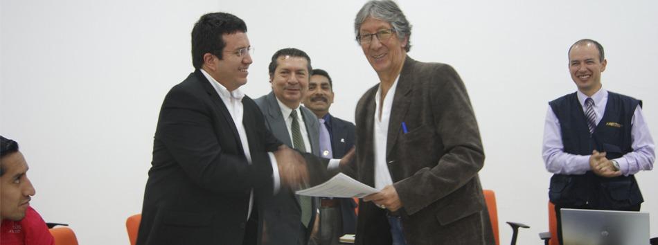 Legalización Mancomunidad de Cotopaxi