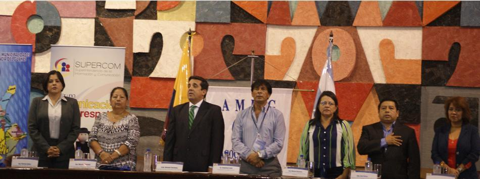 Ley de Comunicación AME Guayas