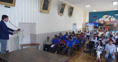 Guano apunta a mejorar el servicio de transporte público