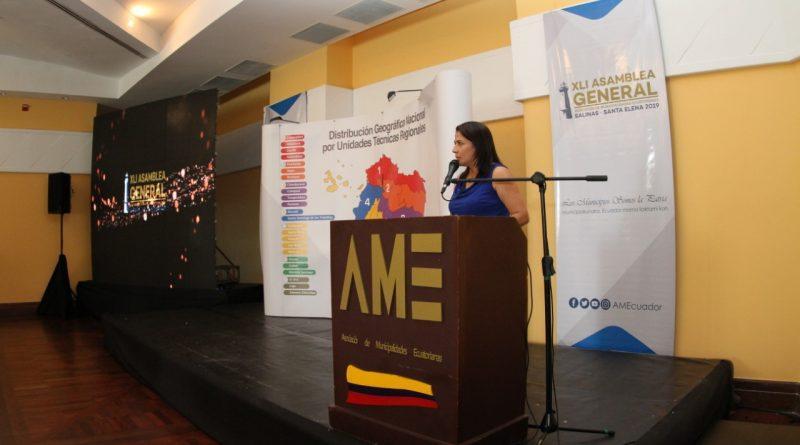 Taller sobre Mecanismos Alternativos de Financiamiento Internacional marcó el inicio de la agenda de la XLI Asamblea de la AME