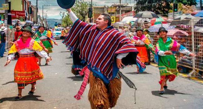 El Maíz, fiesta, color y Patrimonio Cultural