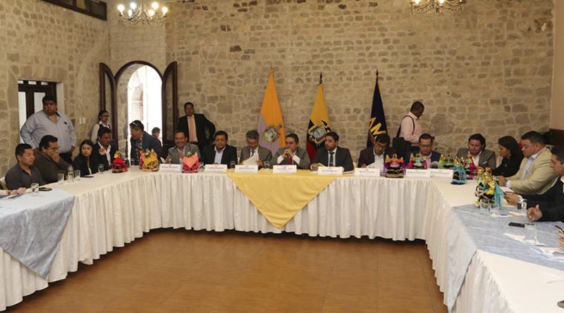 Comité Ejecutivo de la AME se reunió en Latacunga para aprobar presupuesto 2020