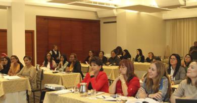 Agenda de Igualdad fue debatida en Encuentro Internacional Mujeres Autoridades Políticas