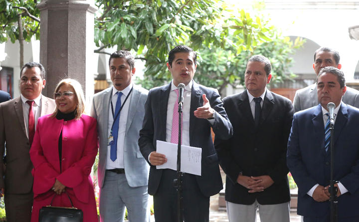 USD 25,6 millones transferidos a  Municipios y Juntas Parroquiales