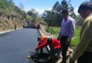 En Tisaleo se habilitan más vías productivas