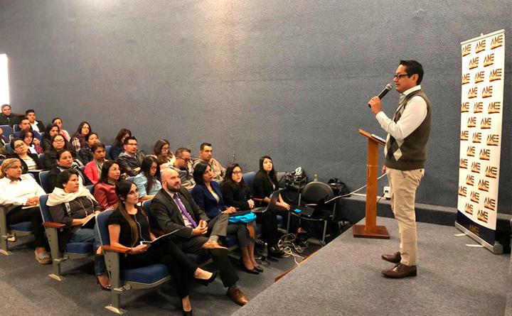 """AME y Ministerio de Finanzas dictaron taller """"Normas Internacionales de Contabilidad del Sector Público"""""""