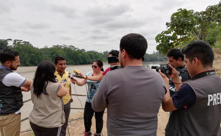 Municipio de  Lago Agrio promocionó sus atractivos turísticos