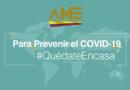 Ecuador adopta medidas de seguridad para la población frente a propagación de contagio de COVID 19