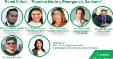 Alcaldes y Director Ejecutivo de AME participan en Panel Virtual