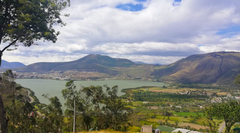 Imbabura, hermosa provincia azul