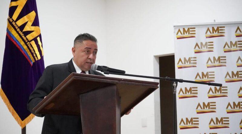 Presidente de AME presentó su rendición de cuentas del período 2020