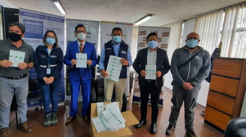 AME, GIZ, Salud y Yachay fortalecen acciones en Región Norte