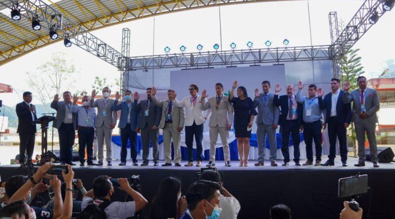 Franklin Galarza, alcalde de Morona, es el nuevo presidente de la AME
