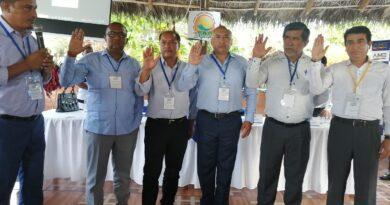 Arnaldo Cuacés, alcalde de Espejo, fue designado como el nuevo presidente de AME Regional 1