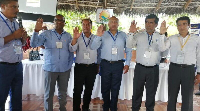 AME PRESENTA A LOS NUEVOS REPRESENTANTES DE LOS 7 COMITÉS REGIONALES